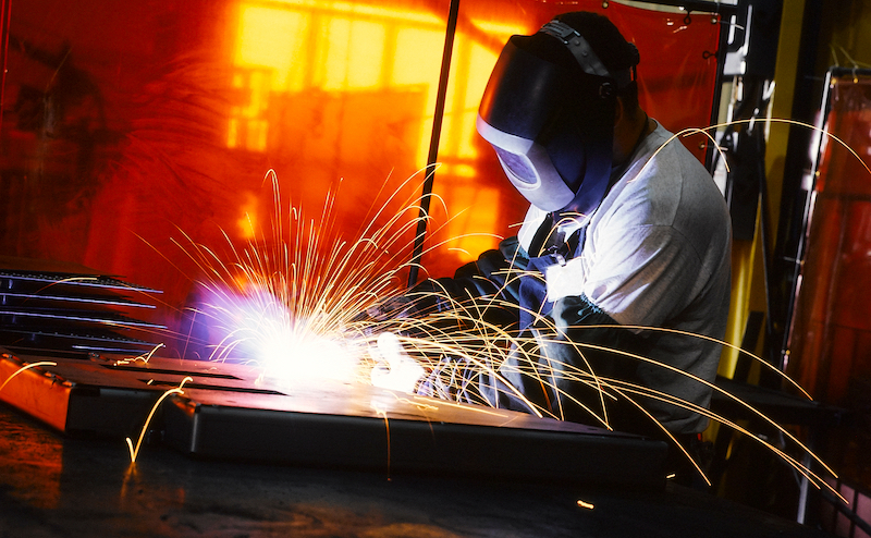 Welding and Arc Flash